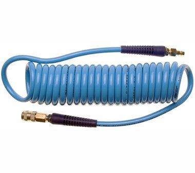 Druckluft-Spiralschlauch 6 m