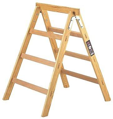 Holztreppe + Stütze HAB 150
