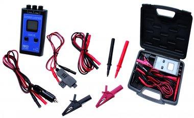 Kfz-Spannungs und Stromprüfer | 1 - 48 V