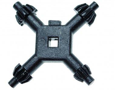 Bohrfutter Kreuzschlüssel