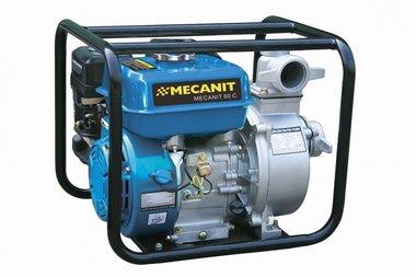 Pumpe mit einem Benzinmotor für Abwasser 100 mm