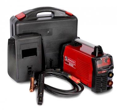 Inverter-Schweißmaschine mma 160a - 4,0 395x170x390