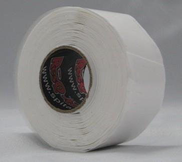 Resq-tape ® Wit - transparant  25mm x3,65M