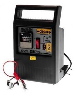 Batterieladegerät 4 Amp 6/12 Volt