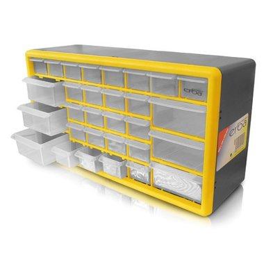 Aufbewahrungsbox mit 30 Laden