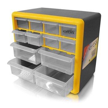 Aufbewahrungsbox mit 12 Laden