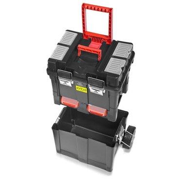 Werkzeugkoffer mit Rollen Compact & Teilbar