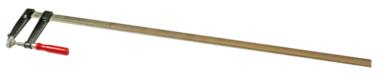 Schraubzwinge, DIY Ausführung, 120x1000 mm