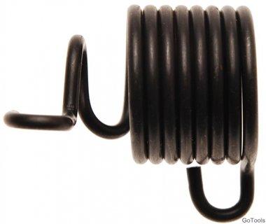 Haltefeder für Druckluftmeißel , passend für BGS 3213