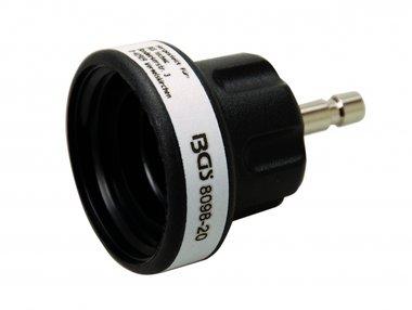 Adapter 20 für Art. 8027, 8098 für Saab Ecopower
