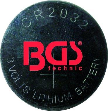 Batterie CR2032, für BGS 977, 978, 979, 1943, 9330
