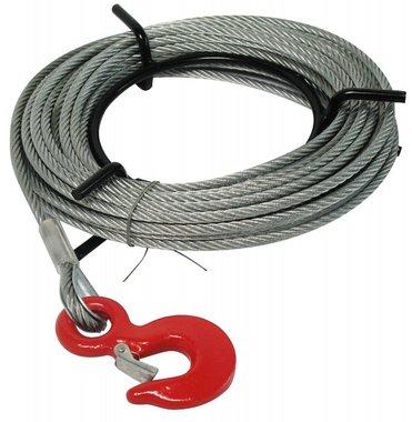 Ersatzteile für Stahlseil hisst KT1600, 1,00 kg