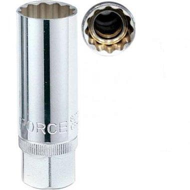 Zündkerzenstecker 12 Seite mit Magnet 14mm
