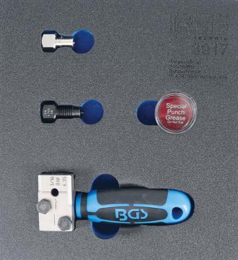Automobil-Bördelwerkzeug, 4,75 mm
