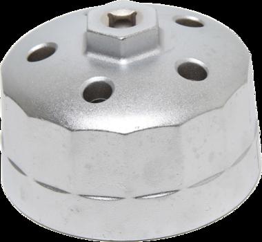 Endkappe Ölfilterschlüssel für Land Rover 90.2 mm x 15