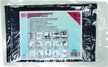 GFK-Reparaturmatte, 150 x 220 mm