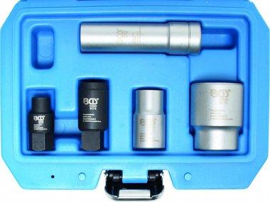 Steckschlüssel-Einsatz-Sortiment für Bosch VE-Pumpen, 5-tlg
