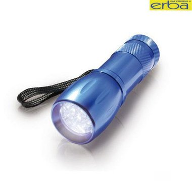 Handliche Taschenlampe 9 LED