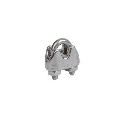 Seilklemme 2-3mm, A4 RVS AISI 316