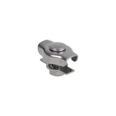 Simplex Seilklemme 2mm, A4 RVS AISI 316