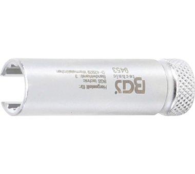 Steckschlüssel für Unterdruckversteller am VAG Turbolader