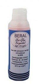 Beral Uni-Glue Verschlussmittel rot hohe Festigkeit 15ml