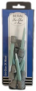 Beral Uni-Mix Mixer Tipps 12 Stück für 50ml Kartusche