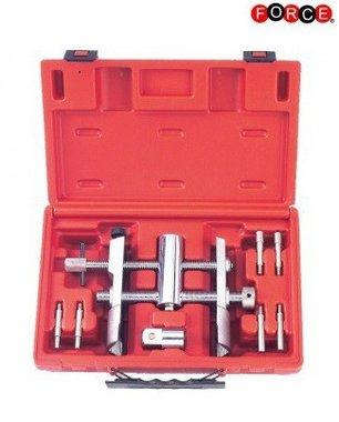 8pc Einstellbarer Radlager-Sicherungsmutterschlüssel