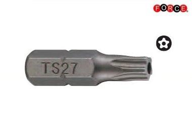 1/4 Fünfseitiges Stern-Tamper-Bit TS15