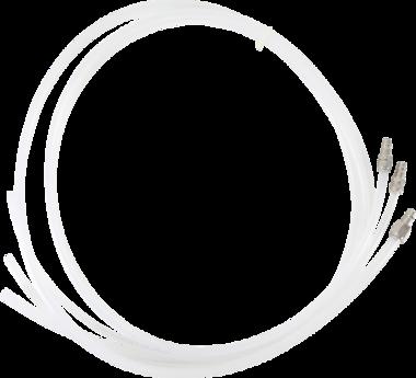 Kunststoffschlauch-Satz   für Art. 8702   3-tlg.