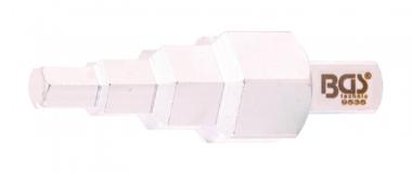 Stufenschlüssel Antrieb Außenvierkant 12,5 mm (1/2) 4-stufig