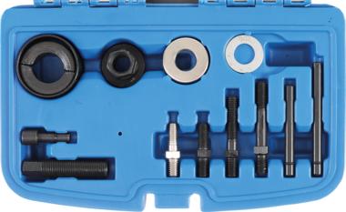 Riemenscheibenabzieher & Montageset für GM, Ford 13-tlg.