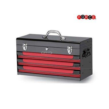 Glory rot & schwarz 3-Fach oben Brust (glänzend malen)