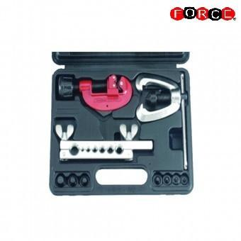 Rohrabschneider und Doppelfackel-Werkzeugsatz (Metrisch)
