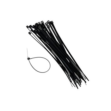 Kabelbinder 4,8x200mm x 100 Stück