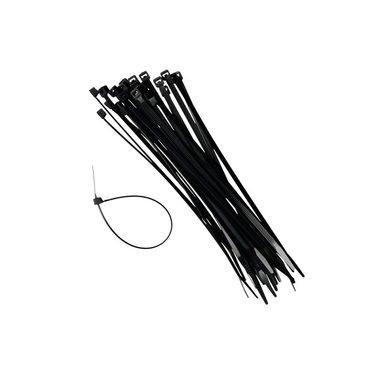 Kabelbinder 4,8x370mm x 100 Stück