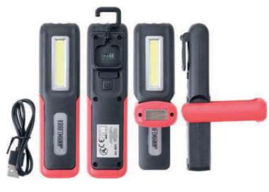 COB-LED Arbeitshandlampe