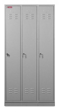 Metallkleiderschrank 3 Türen
