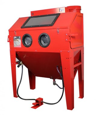 Sandstrahlkabine 420 Liter