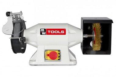 Schleifmühle mit Bürstendurchmesser 150 - 520W