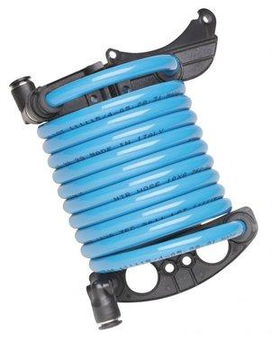 Spiralluftschlauch für Auswuchtscheibe 8x10mm, 1m