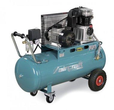 Riemengetriebener Ölkompressor 10 bar - 200 Liter