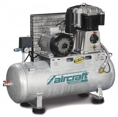 Kolbenkompressor 4 kW - 10 bar - 270 l - 520 l / min