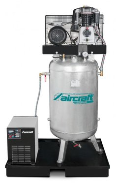 Kolbenkompressor 15 bar - 270 Liter -3x400V