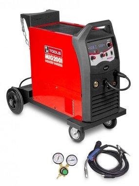 Industrieller Wechselrichter 200A bei 230V