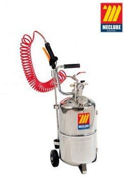 Fahrbares Edelstahlsprühgerät 24 Liter