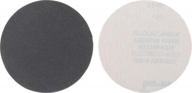 Schleifscheiben-Satz | Körnung 240, fein | Siliziumkarbid | 10-tlg.