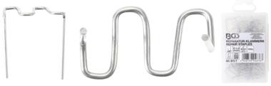 Reparatur-Klammern W-Form Ø 0,8 mm 100-tlg.