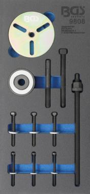 Kurbelwellen-Riemenscheiben-Werkzeug-Satz für MINI Cooper Motoren W11