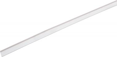Plexi-Scannerschine transparent 1000 mm